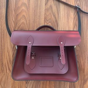 Cambridge satchel company batchel 15""
